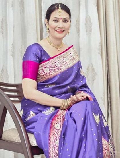 khushboo patani mother