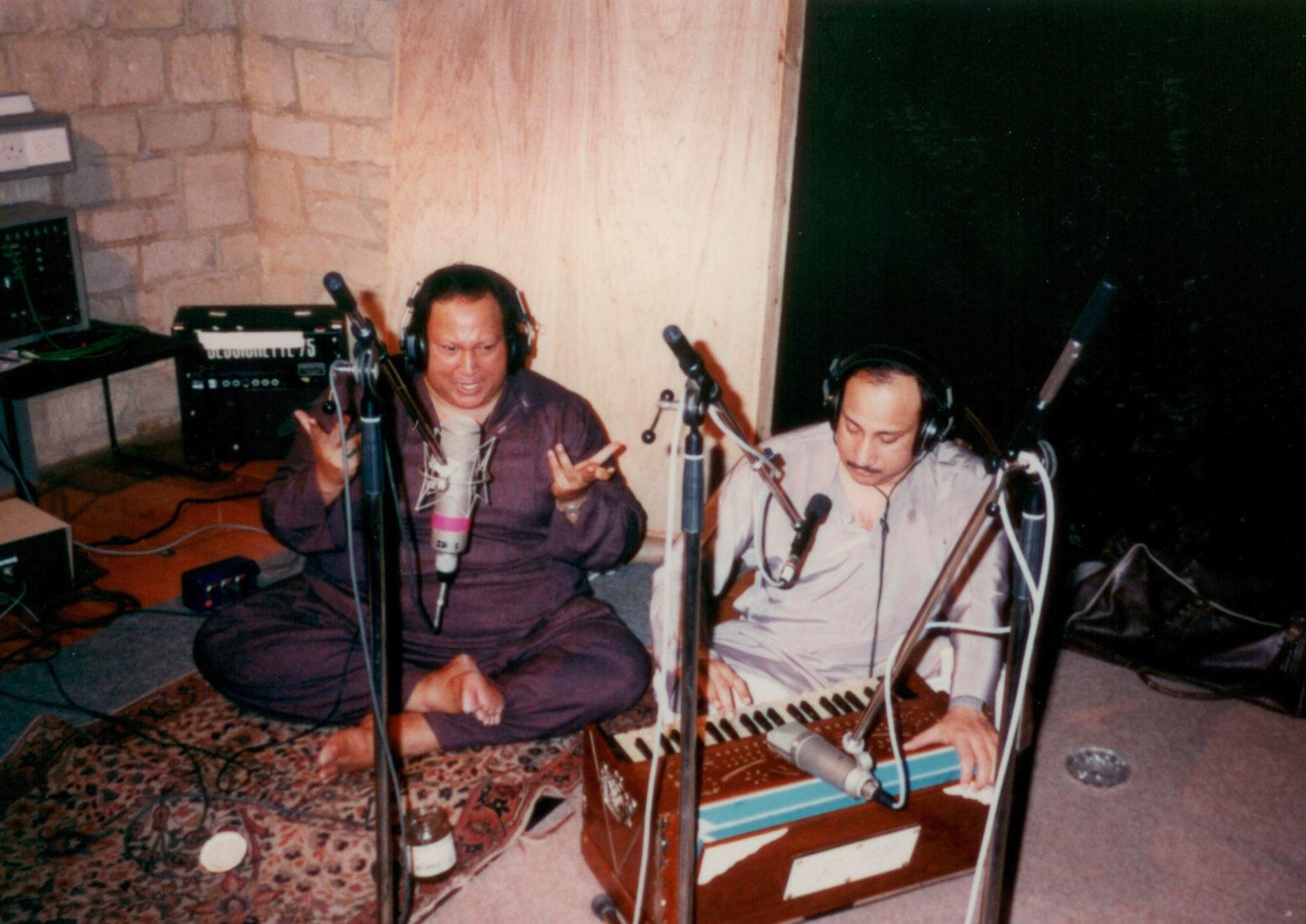 nusrat fateh ali khan brother