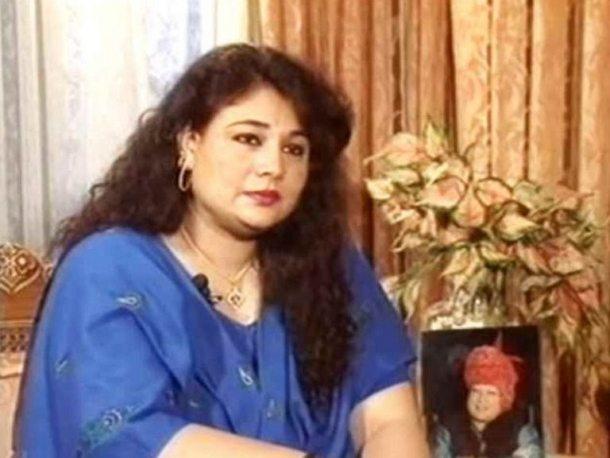 nusrat fateh ali khan wife