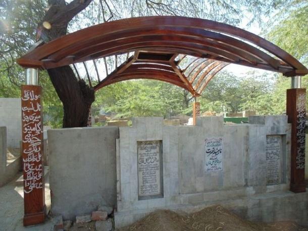 nusrat fateh ali khan grave
