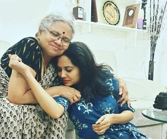 sunitha upadrashta mother