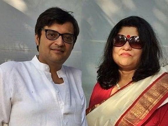 arnab goswami wife