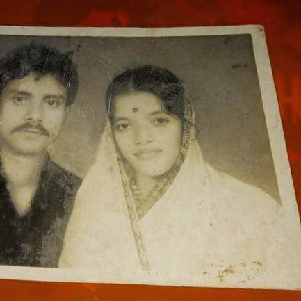 devoleena bhattacharjee father