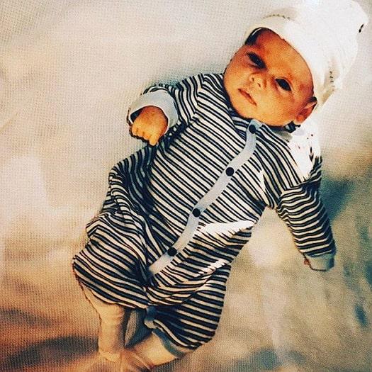jacob sartorius childhood photo