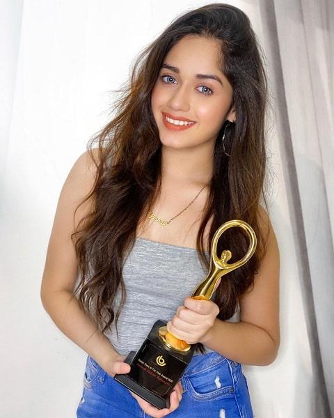 jannat zubair rahmani award