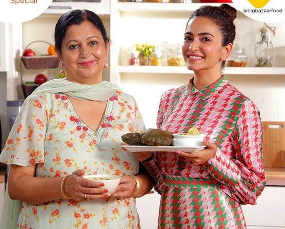 kriti kharbanda mother