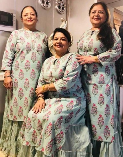 madhu chopra sister