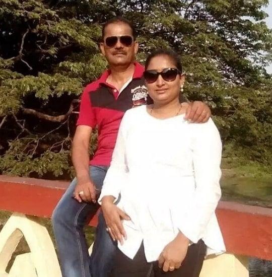 pranali ghogare parents