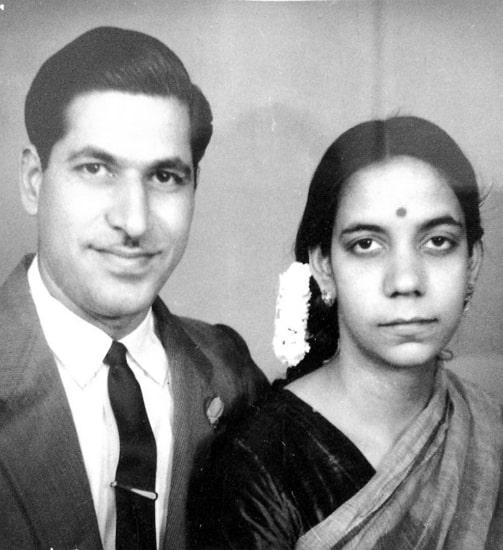 rajneesh kapoor father & mother