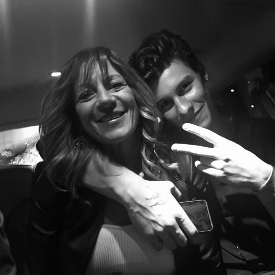 shawn mendes mother
