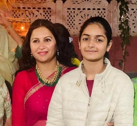 sonali phogat daughter