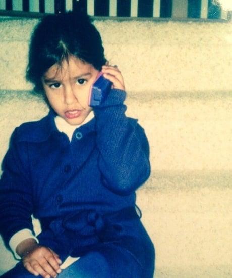 sonia rathee childhood photo
