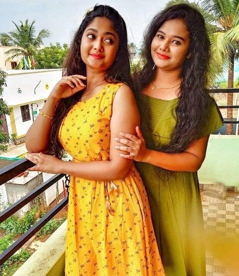 aishwarya ramsai sister