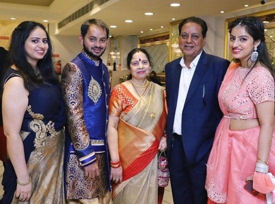 deepika singh family