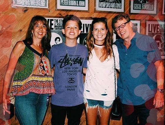 jacob sartorius family