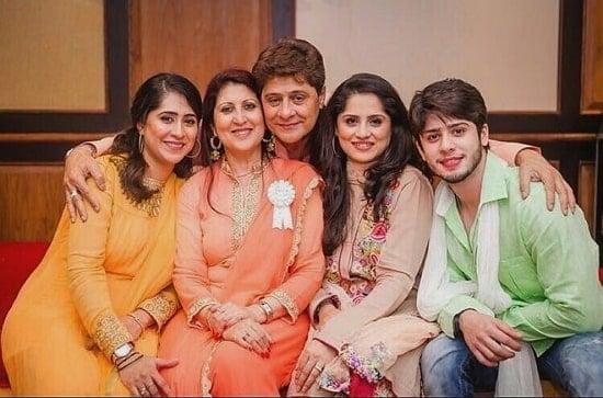jibraan khan family