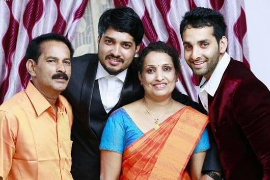 noobin johny family