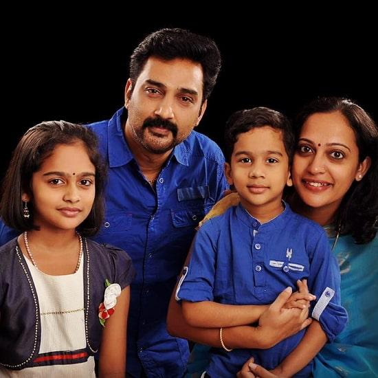 rajeev parameshwar family