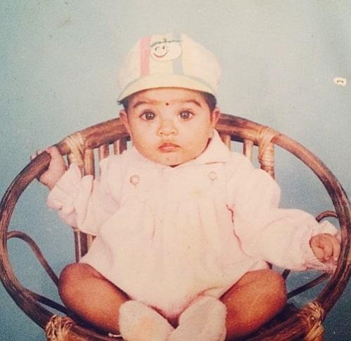 fenil umrigar childhood photo