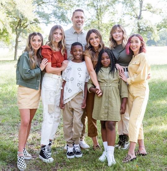 kamri noel mcknight family