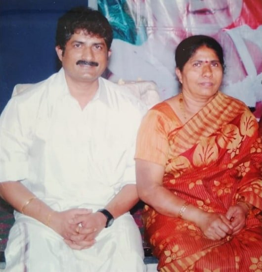 ravishankar gowda mother