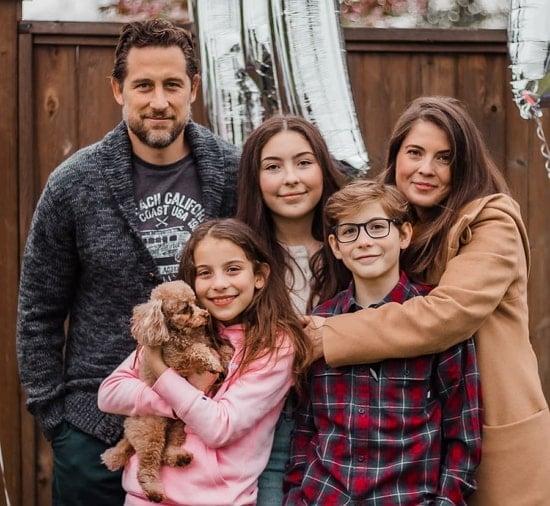 jacob tremblay family