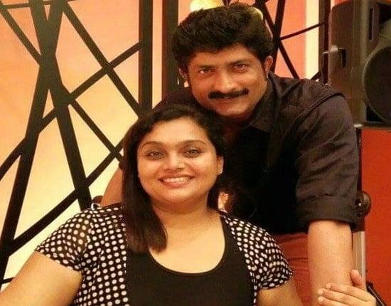 ravishankar gowda wife