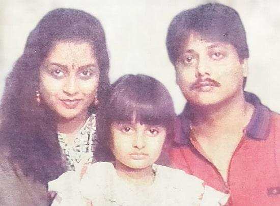 sambhabana mohanty parents