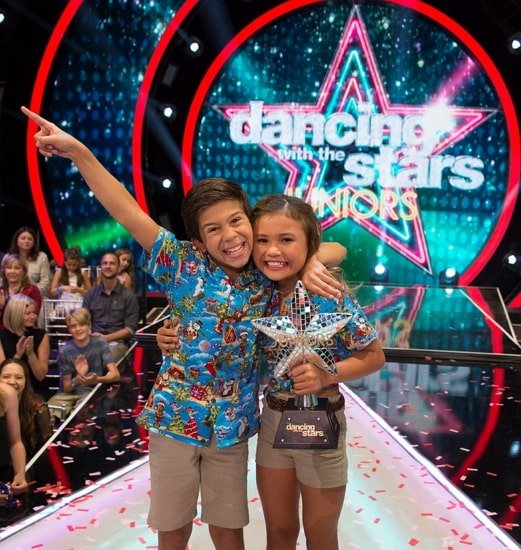 sky brown in dancing with the stars juniors