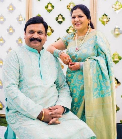 sumanth shailendra parents