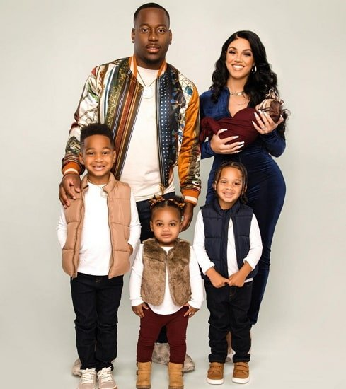 biannca prince family