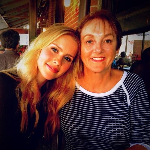 claire holt mother