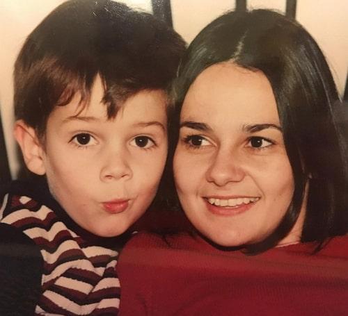 david dobrik childhood photo