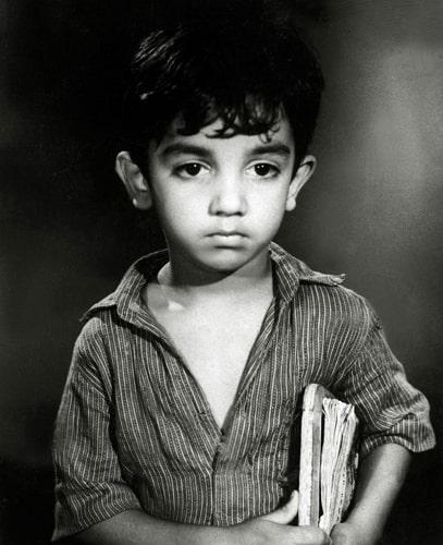 kamal haasan childhood photo