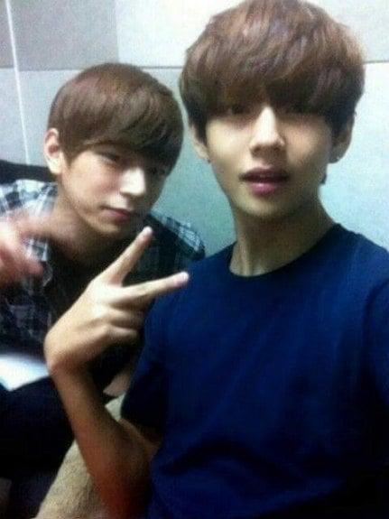kim taehyung brother