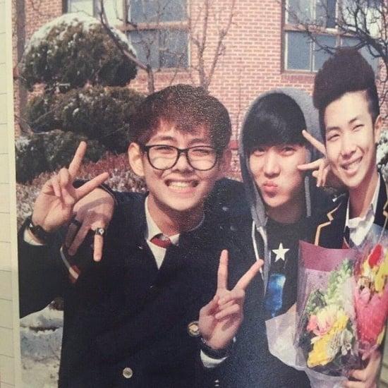 kim taehyung old photo