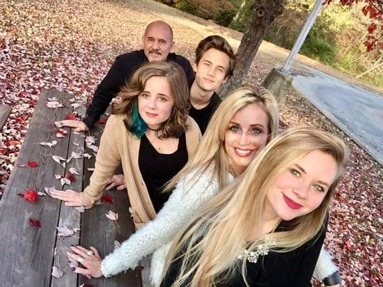 jaden hossler family