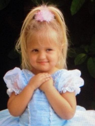 lauren godwin childhood photo