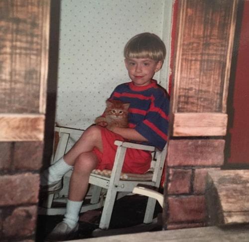 max jenkins childhood photo
